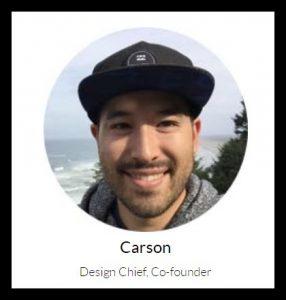 Carson Co-Founder of WA