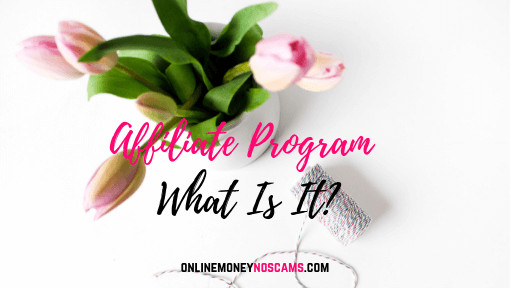 Affiliate Program What Is It