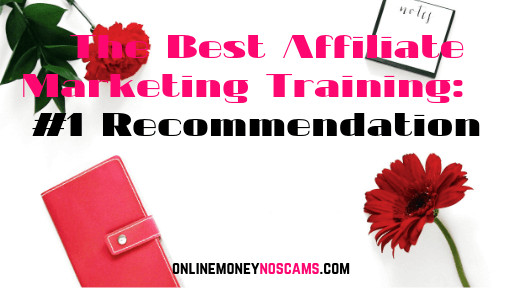 The Best Affiliate Marketing Training_1 Recommendation