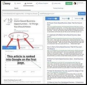 Seo Software Ranking Check