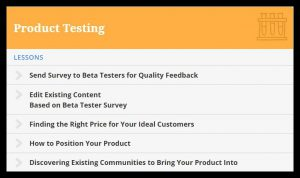 Product Testing