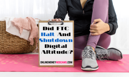 Did FTC Halt and Shutdown Digital Altitude?