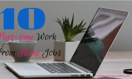 WORK FROM HOME PART TIME JOBS | VERIFIED & RESEARCHED
