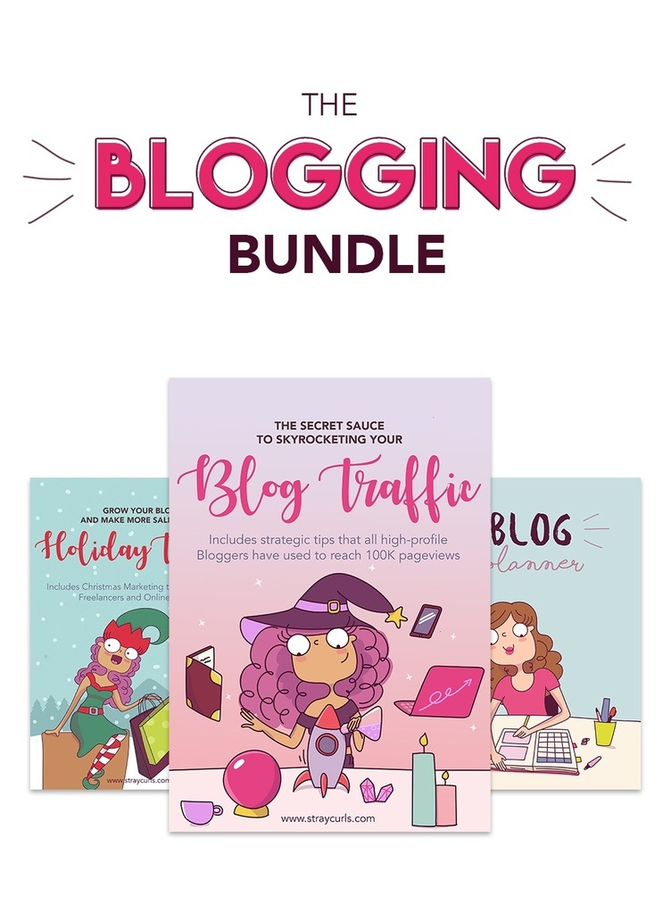 The Ultimate Blogging Bundle Learn How To Market Your Blog And Gain Massive Traffic
