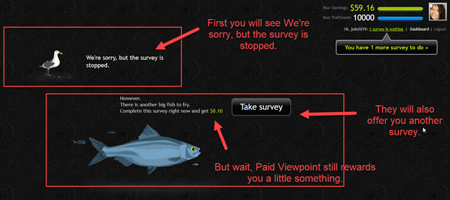 PaidViewPoint And No Surveys