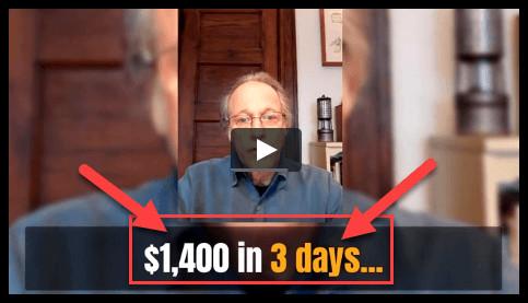 Cash Money Sites 1400 In 3 Days