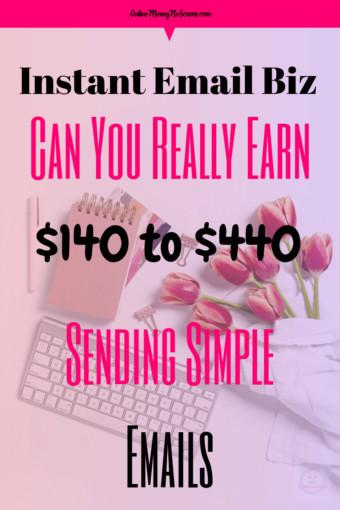 Instant Email Biz Simple