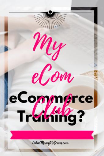 My Ecom Club Review -3