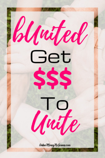bUnited Get Paid To Unite
