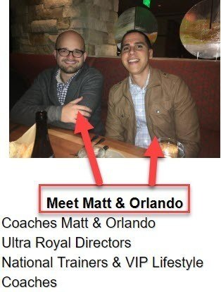 Meet Matt And Orlando From True Proift Machine