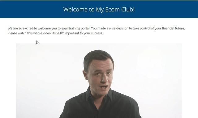 My Ecom Club Review