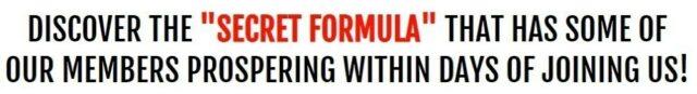Secret Formula For True Profit Machine
