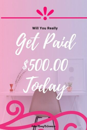 Will You Get Paid 500 Today With Clout Pay