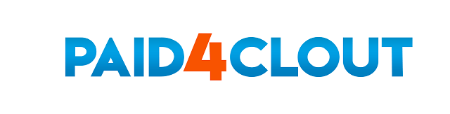 Paid 4 Clout Logo