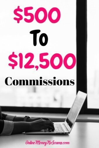 500 to 12500 Commissions Digital Income System