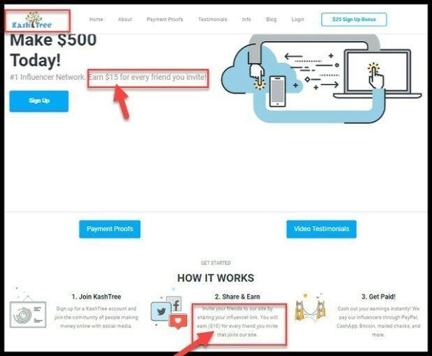 Kashtree Review A Scam Or A Legit Way To Earn 500 Online Money No Scams