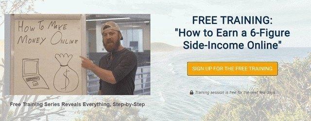 Sign Up For John Crestani's Free Webinar Training