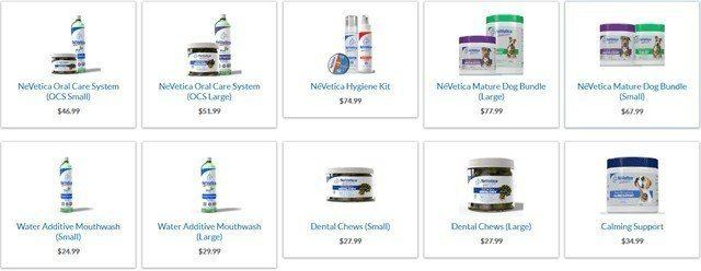 Some Of NeVetica Product Line