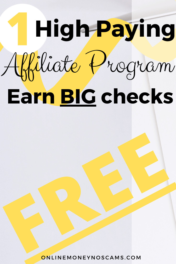 High Paying Personal Development Affiliate Program